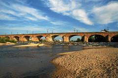 Pont de Regemortes - Deutsch: Moulins: Pont Régemortes