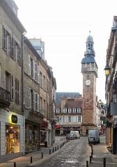 Tour de l'Horloge dite Jacquemart -  Centre de Moulins