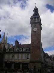 Tour de l'Horloge dite Jacquemart -  Moulins