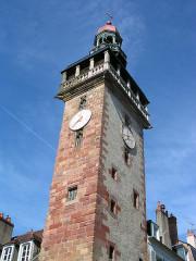 Tour de l'Horloge dite Jacquemart -  Jacquemart tower
