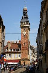 Tour de l'Horloge dite Jacquemart - Deutsch: Moulins: Tour Jacquemart