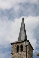 Eglise Saint-Nicolas - Français:   L\'Église Saint-Nicolas à Murat en France.