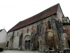 Ancienne église Saint-Marc - Français:   Église Saint-Marc de Souvigny (03).