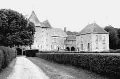 Château de Fontariol - Le château du Max au Theil (Allier), France