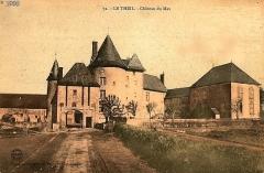 Château de Fontariol - Le Château du Max début 1900
