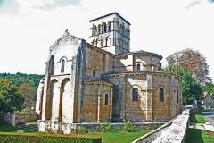 Eglise Sainte-Croix - Deutsch: Ste-Croix de Veauce