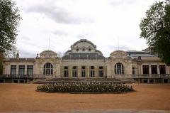 Théâtre et grand Casino - Centre thermal des Dômes (Classé)