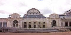 Théâtre et grand Casino - English: Palais des Congrès and Opera of Vichy (Allier).