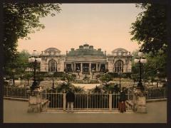 Théâtre et grand Casino -