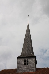 Eglise Saint-Jacques-le-Majeur - Français:   Église Saint-Jacques-le-Majeur à Villefranche d\'Allier