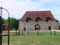 Château de Panloue -  Château de Panloup (YZEURE,03)