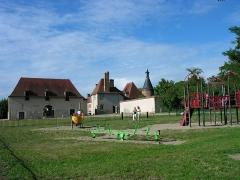 Château de Panloue -  Château de Panloup (YZEURE,FR03)