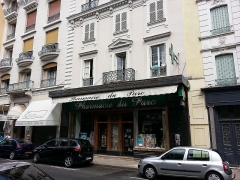 Pharmacie du Parc -  Pharmacie du Parc avenue Président Wilson à Vichy.