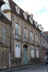 Hôtel particulier - Français:   Hôtel de Garidel, Moulins, Allier.