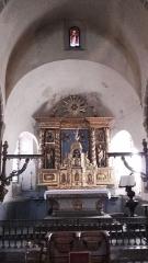 Eglise Saint-Jean-Baptiste -  Intérieur de l'Église Saint Jean-Baptiste d'Allanche