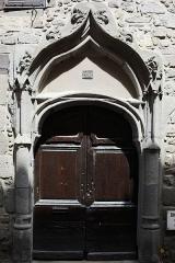 Maison Capelle - Français:   Hôtel Capel, 20 rue Vernemouze  à Aurillac.