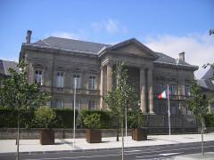 Palais de Justice -  Aurillac
