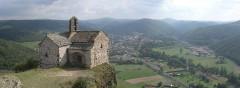 Chapelle de pélerinage Sainte-Madeleine de Chalet -  Chapelle castrale Sainte Madeleine XIIe