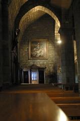 Eglise Saint-Georges -  descente de la croix (église de Riom ès Montagne)
