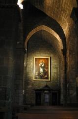 Eglise Saint-Georges -  fond du collatéral gauche