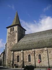 Eglise Saint-Georges -  Riom-ès-Montagnes
