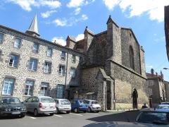 Ancienne église Saint-Vincent - Cloître