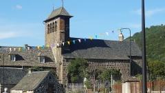 Eglise Saint-Martin - Français:   Vue du clocher