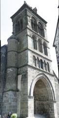 Eglise Saint-Mathieu -  Eglise Saint Matthieu de Salers