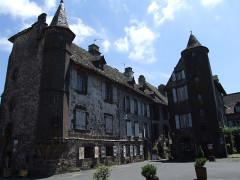 Maison de la Ronade - English: Salers, Cantal, FRANCE