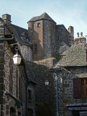 Maison Sevestre ou du Notaire (ancien bailliage) -   The Bailiwick seen from belfry street.