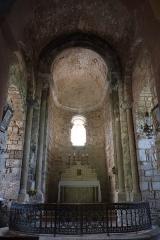 Eglise Saint-Julien - Deutsch: Kirche Saint-Julien in Axiat im Département Ariège der Region Midi-Pyrénées (Frankreich)