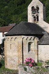 Eglise Saint-Pierre d'Ourjout - Français:   Ourjout - Eglise Saint-Pierre