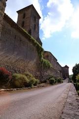 Ancien prieuré et remparts - Français:   Prieuré et remparts de Camon