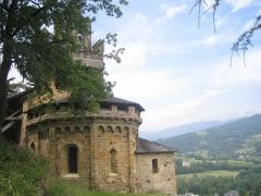 Chapelle du Calvaire ou église Saint-Pierre - Français:   Chapelle Saint-Pierre ou du Calvaire à Castillon-en-Couserans (Ariège, France).