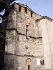 Eglise Saint-Volusien -  Abbatiale Saint-Volusien de Foix (09)