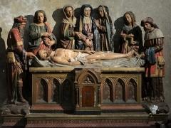 Eglise Saint-Volusien - Foix - Abbatiale Saint-Volusien - Mise au tombeau
