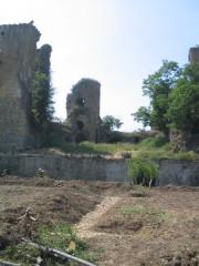 Château (ruines) -