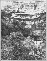 Grotte du Mas-d'Azil - English: Mas d'Azil in Ariège