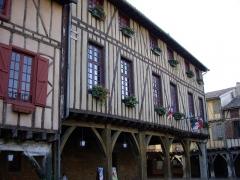 Hôtel de ville -  Mairie de Mirepoix (09)