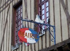 Hôtel de ville - English: Mirepoix Town Hall, Ariège, France