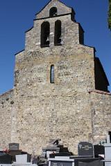Eglise Saint-Michel - Français:   Montgauch - Eglise Saint-Pierre