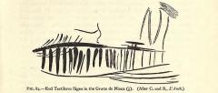 Grotte de la Calbière dite Grotte de Niaux - English: figure(s): 84