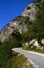 Grotte de la Calbière dite Grotte de Niaux - Deutsch: Grotte de Niaux