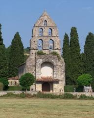 Eglise -  Sabarat - L'eglise