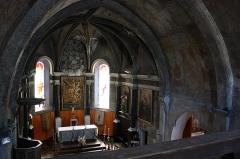 Eglise Notre-Dame - Français:   Église Notre-Dame de Sentein le Chœur
