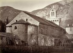 Chapelle Notre-Dame de Sabart - French architectural photographer