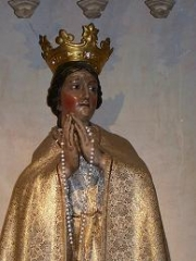 Chapelle Notre-Dame de Sabart - Deutsch: Notre Dame de Sabart - Schwarze Madonna
