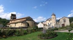 Eglise Notre-Dame de l'Assomption de Vic - English: Vic d'Oust, (Oust, Ariège, France).