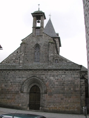 Eglise Saint-Thomas-de-Cantorbéry - English: Church Saint Thomas de Canterbury, Mur-de-Barrez , Aveyron, France