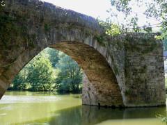 Pont Saint-Blaise - Français:   Najac - Pont Saint-Blaise